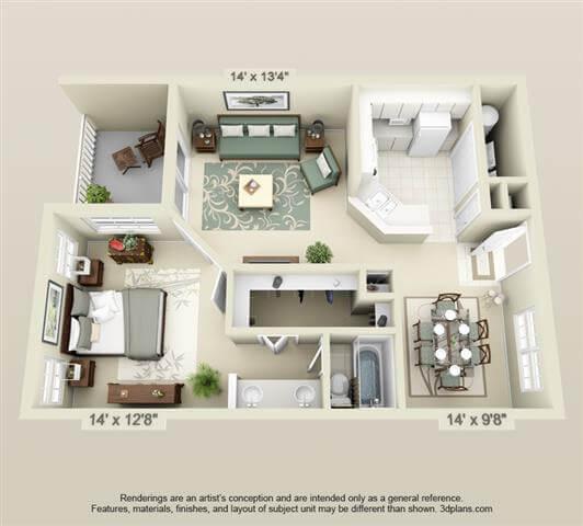 Corporate Floor Plan 1