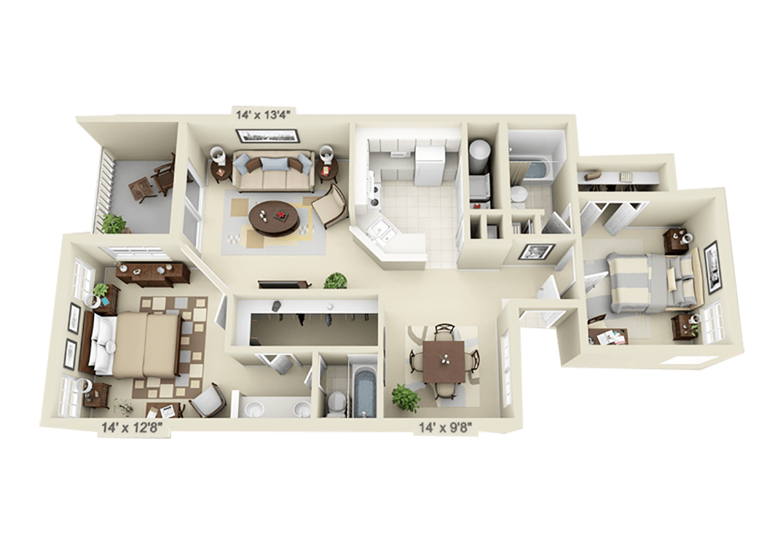 Corporate Floor Plan 2